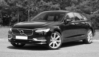 Volvo monochrome