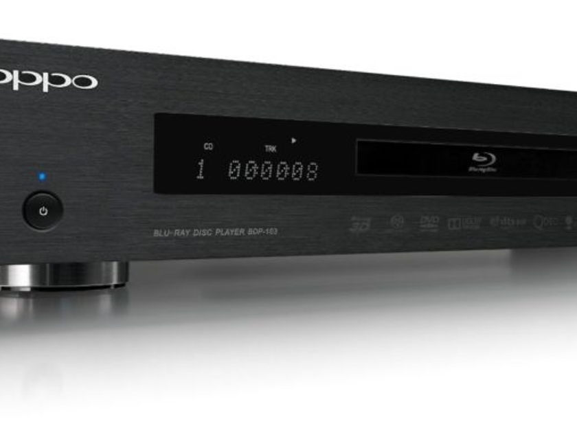 WANTED OPPO BDP-103