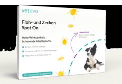 vetevo Spot on für Hunde