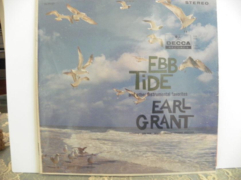 EARL GRANT  - EBB TIDE A CLASSIC LP