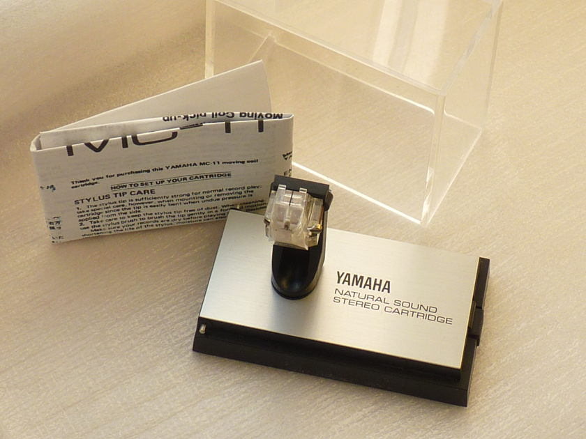 Yamaha  MC-11   Japan