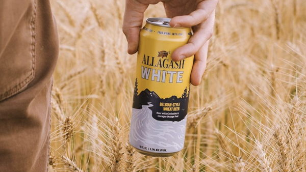 Allagash Brewing - Allagash White Cans