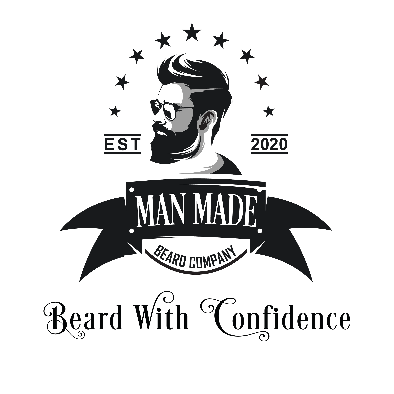 Man Made Beard Company Beard With Confidence