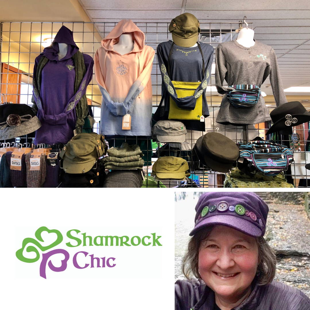 Shamrock Chic Celtic Festival Online