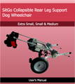 SitGo Wheelchair Manual (XS - Med)