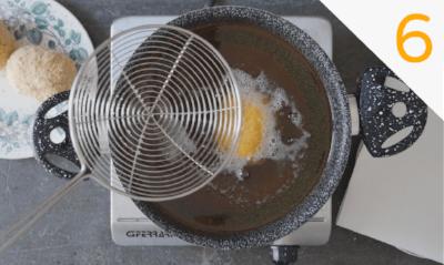 Frittura - Ricetta per arancini al ragù classici