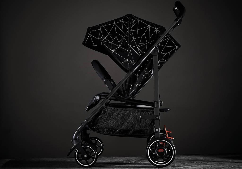 Flexa editions - diono® slim fold, freestanding lightweight stroller