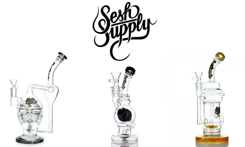 Sesh Supply Glass Artworks