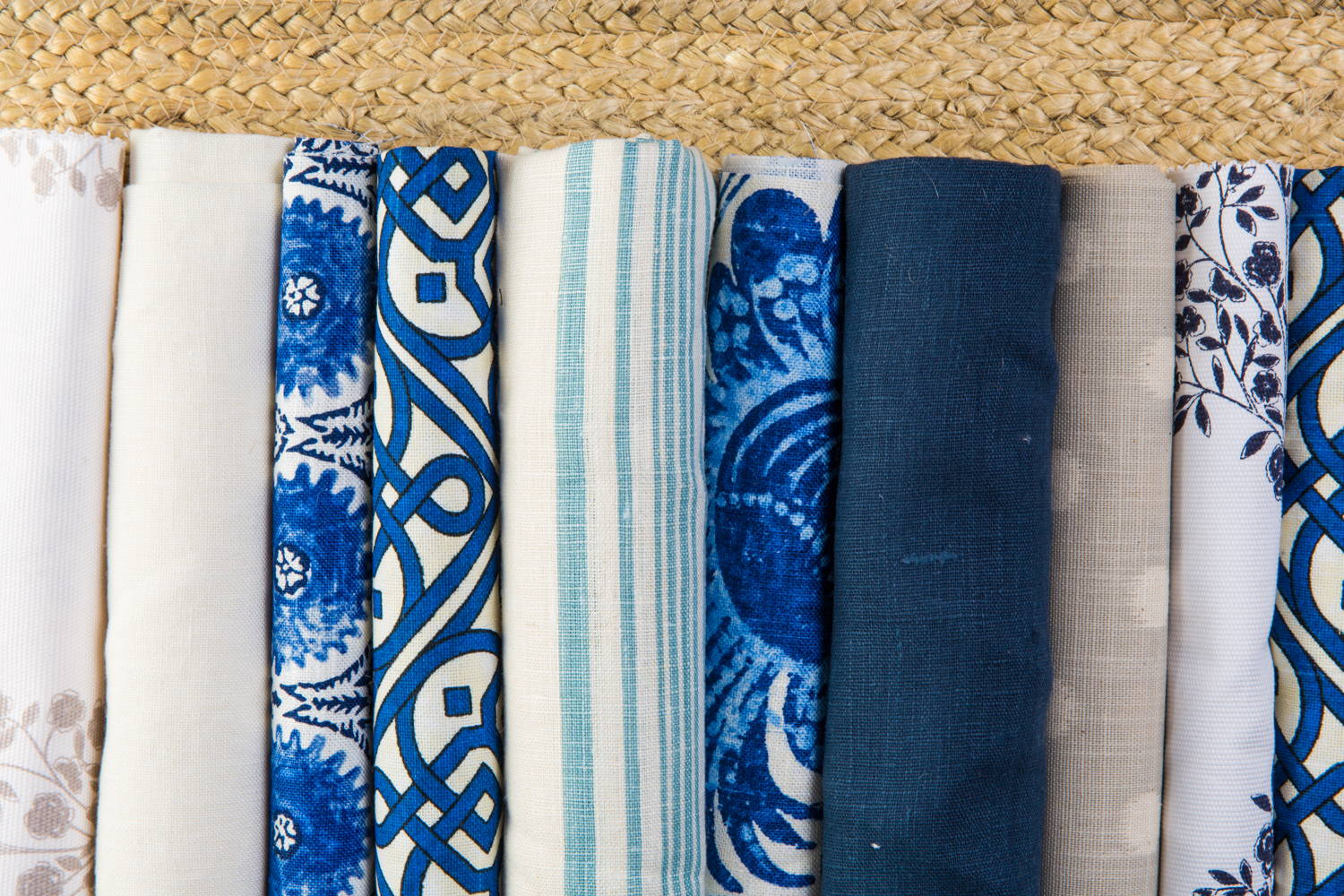 Rainsford Company Blue and White Collection