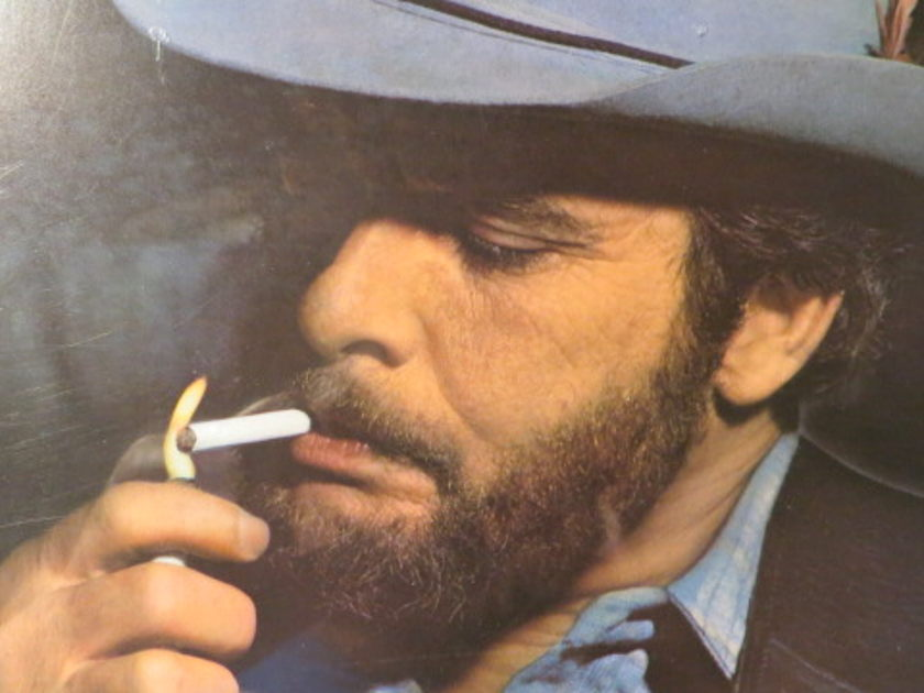 MERLE HAGGARD - GOING WHERE THE LONEY GO SEALED