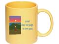 Ceramic Mug and Small Tote