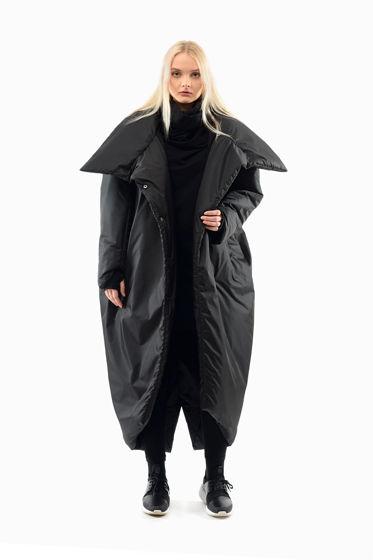 Пальто ELKA черное