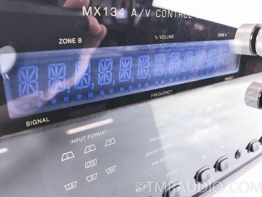 McIntosh MX134 Preamplifier / Processor w/ Tuner;