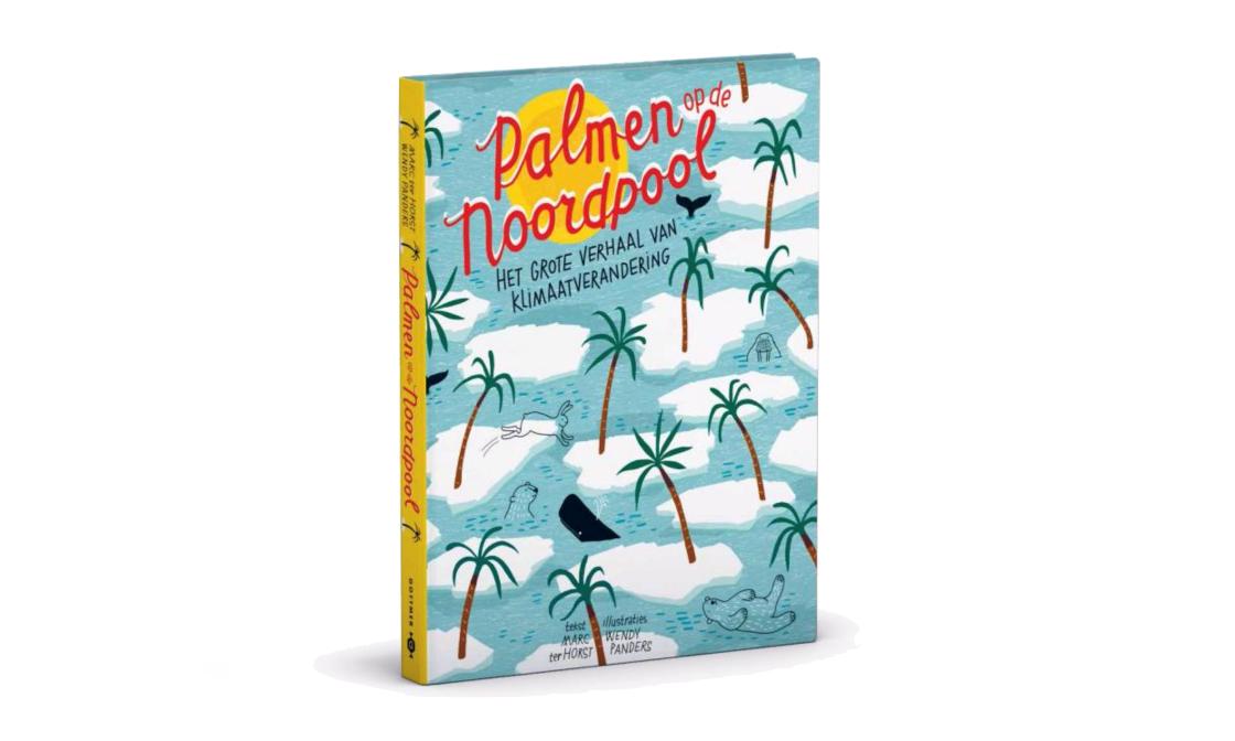 Boek Palmen Op De Noordpool
