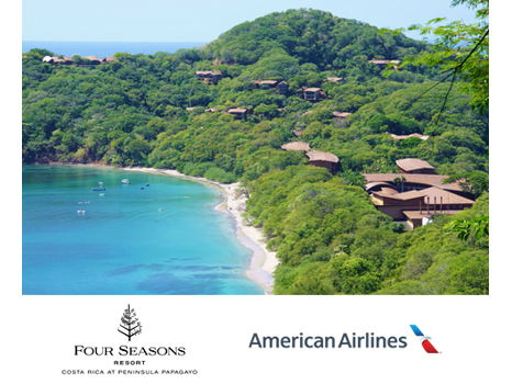 Bid Now for a Chance to Win a Trip for Two to Costa Rica!