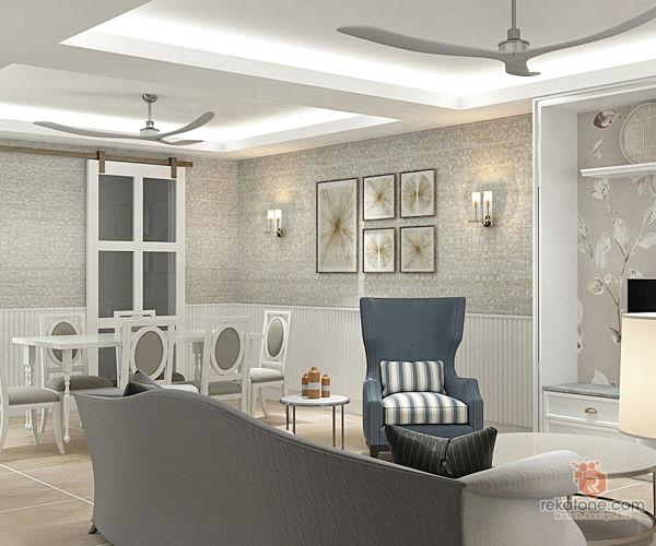 loft-plus-seven-studio-classic-vintage-malaysia-selangor-dining-room-living-room-3d-drawing