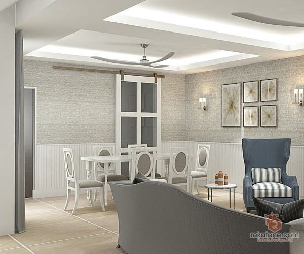 loft-plus-seven-studio-classic-vintage-malaysia-selangor-dining-room-living-room-3d-drawing