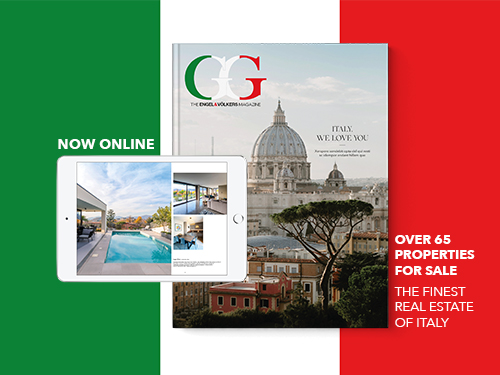 """Italy, we love you - Siamo con Voi!"" - The new GG ONLINE magazine is out now!"