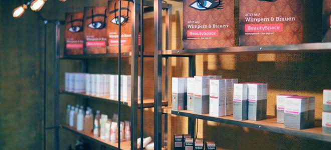 BeautySpace Einrichtung Shop