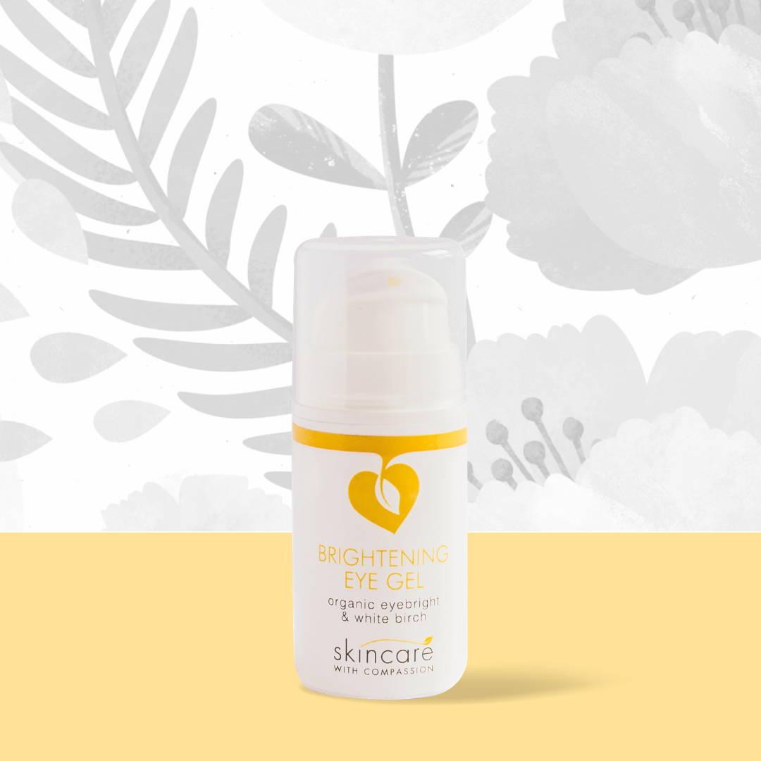 Brightening Moisturiser. Natural, Vegan & Cruelty-free skincare
