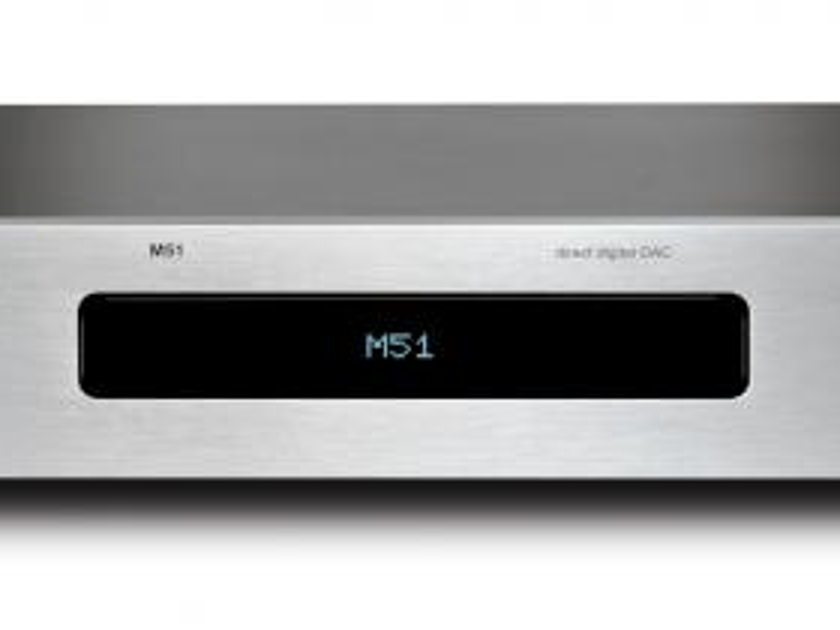 "NAD Master Series M51 Direct Digital DAC Stereophile ""Class A+""!"