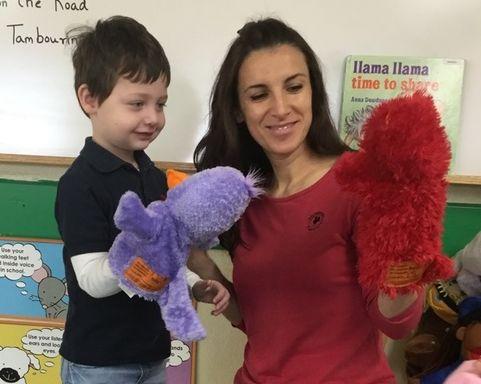 Mrs. Nix , Support Teacher