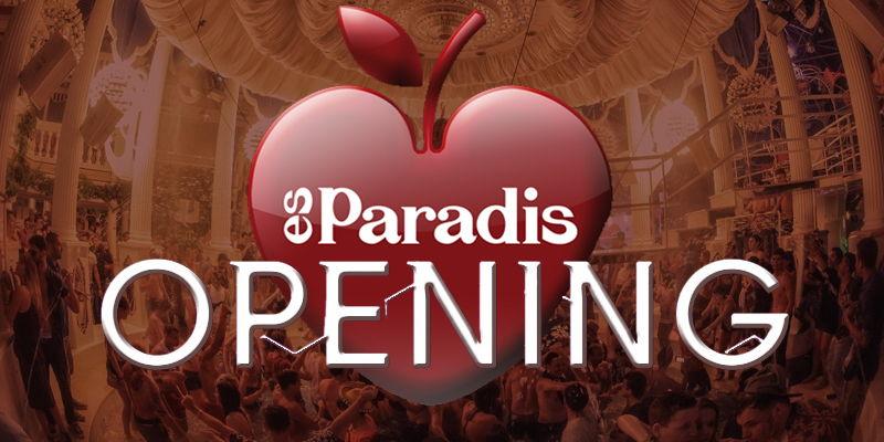 Es Paradis Ibiza opening party 2020, Ibiza opening 2020