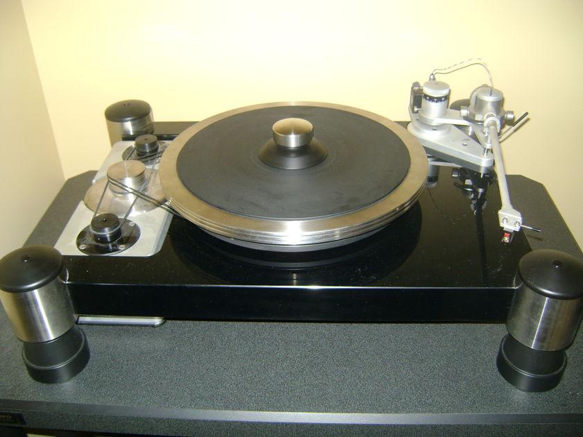 VPI TNT-6 with JMW12.6 tonearm
