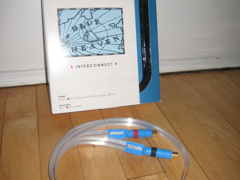 Nordost - Blue Heaven - Interconnect - 1.0M RCA