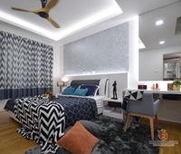 zyon-construction-sdn-bhd-minimalistic-malaysia-selangor-bedroom-interior-design