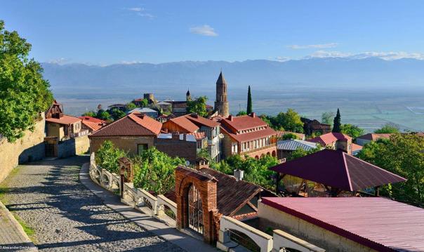 Город Любви – Сигнахи (Кахетия)