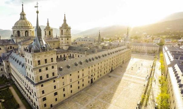 Дворец-монастырь Эскориал и Долина Павших