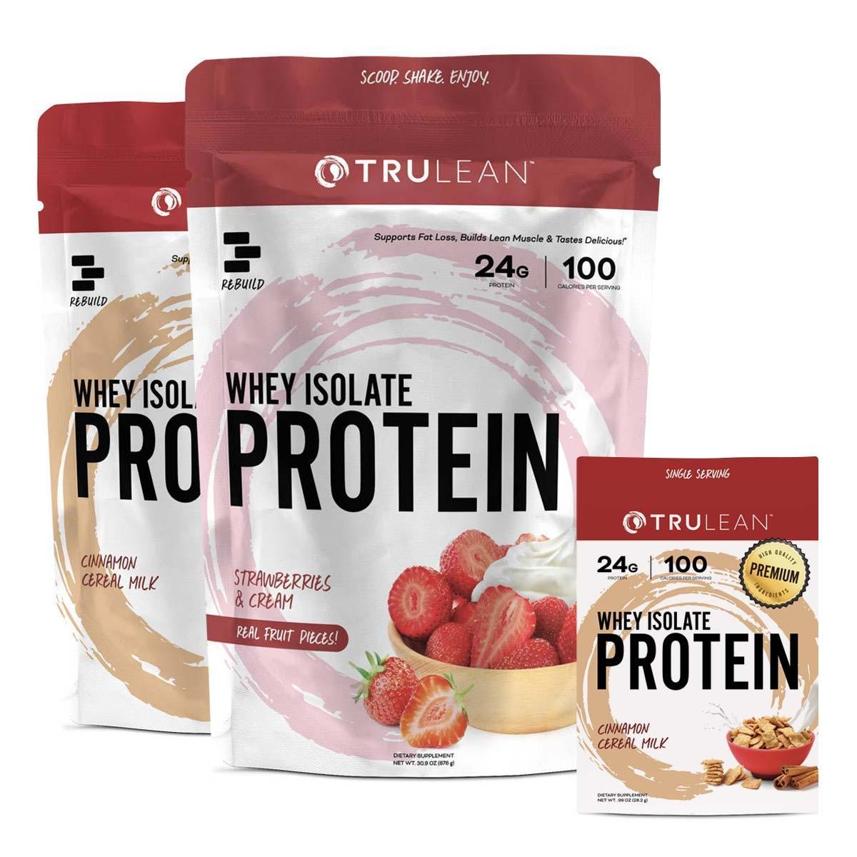 Truleans Premium Protein Powder