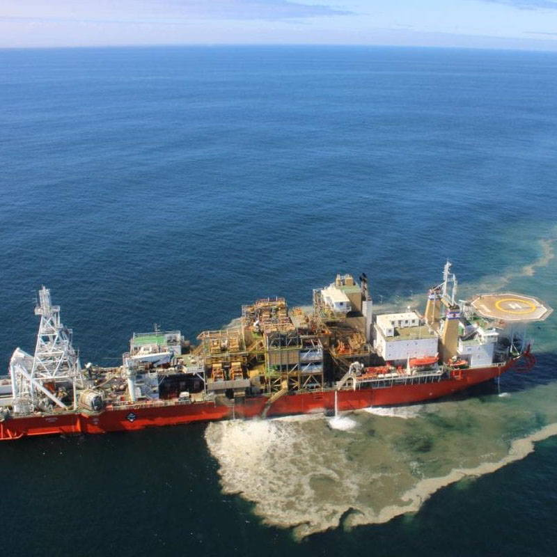 Offshore mining