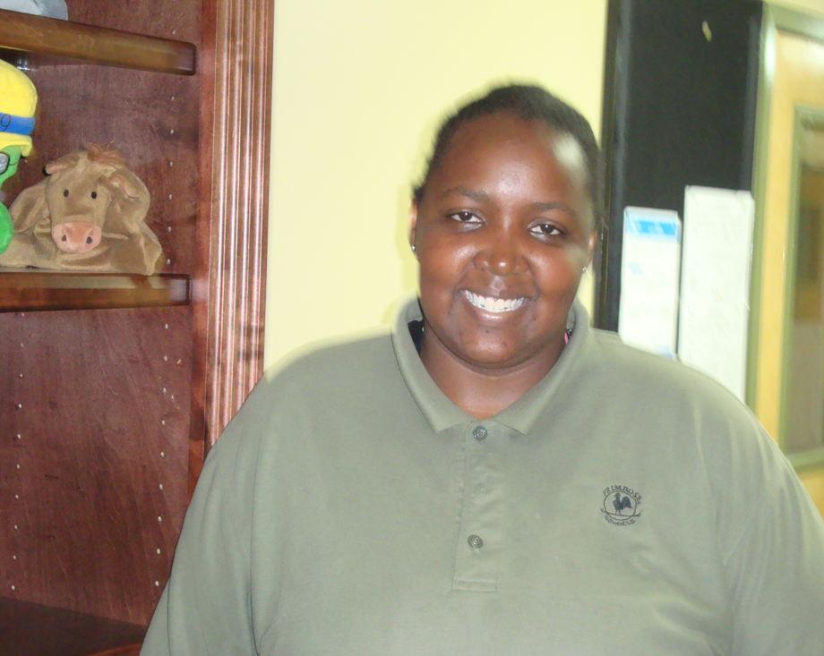 Jasmine Carrington , Toddler Teacher