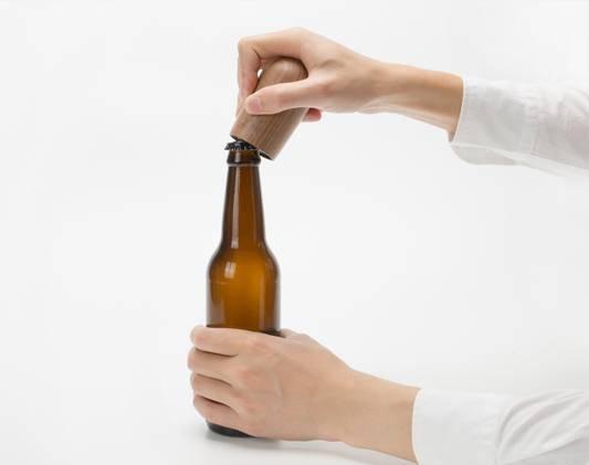 stylish bottle opener