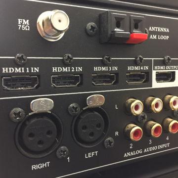 Cinema 12 Processor & 7.125 7 Channel Amplifier