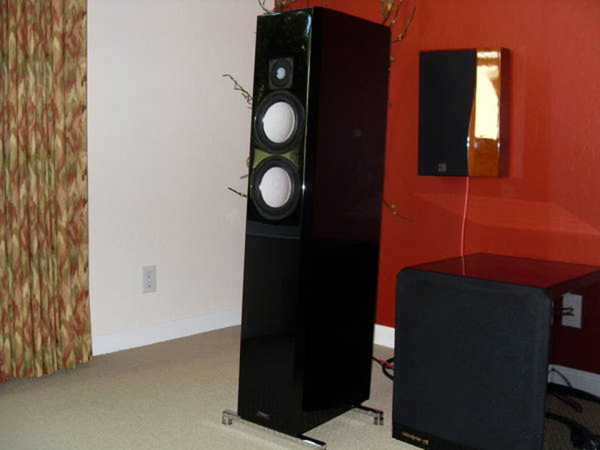 Tidal Piano Cera Stunning speakers.