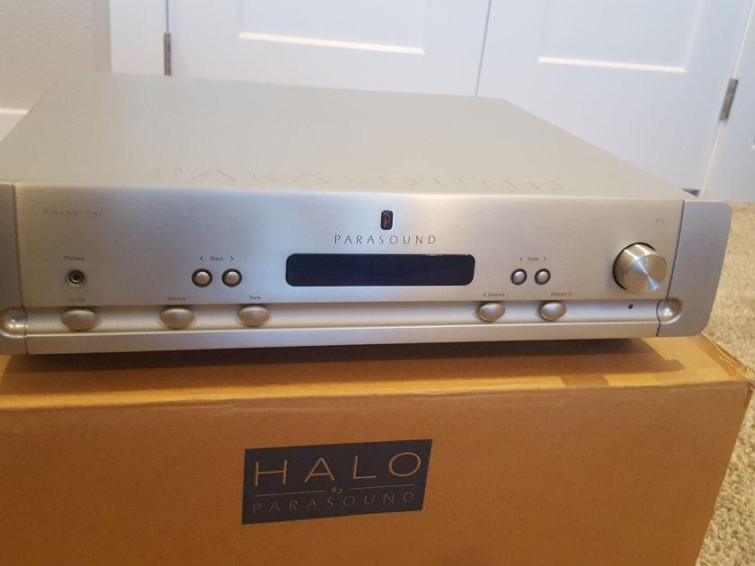 Parasound Halo P-3
