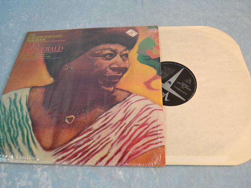 "ELLA FITZGERALD - ""The Rodgers and Hart Songbook""  LP/Vinyl"