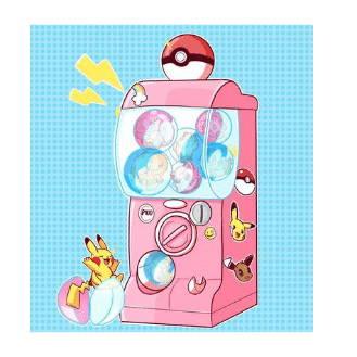 pokemon-gashapon