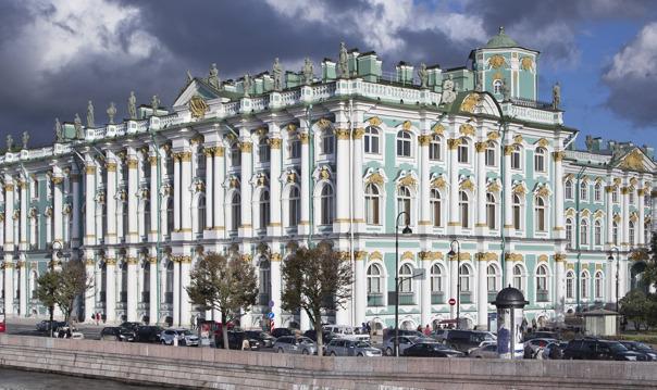 Экскурсия в Государственный Эрмитаж