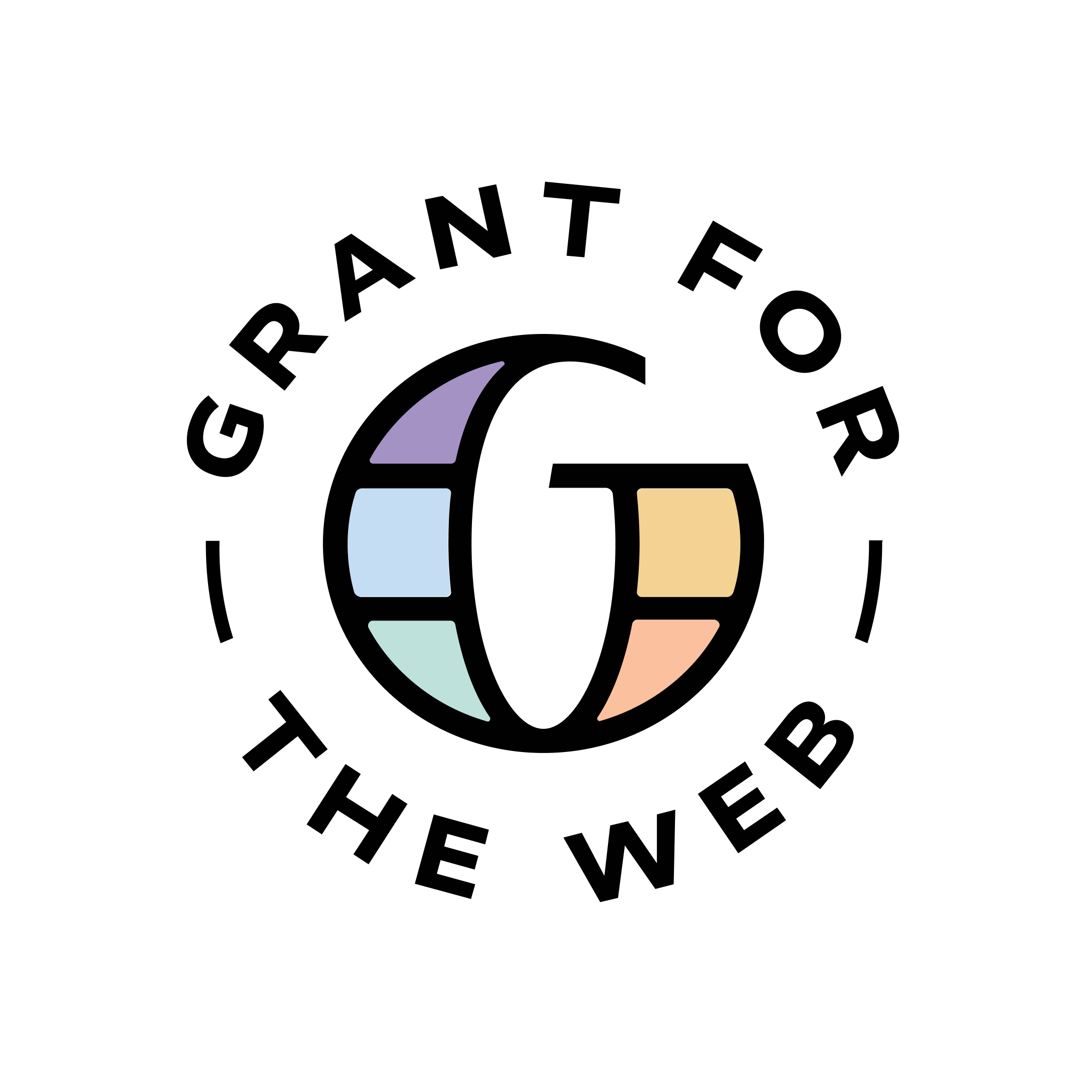 Banner ad for Grant for the Web