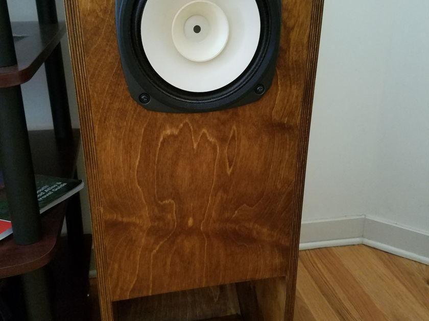 Fostex BK-20 Full Range Folded Horn Speaker