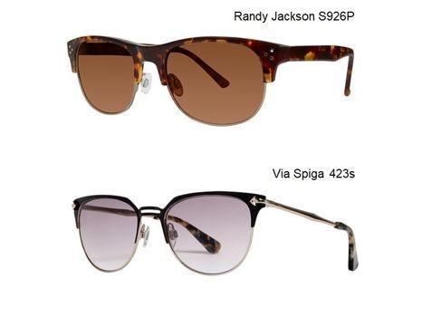 Randy Jackson & Via Spiga Sunglasses