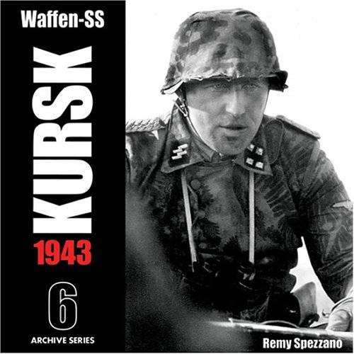 RZM Publishing WAFFEN-SS KURSK 1943 VOL.6