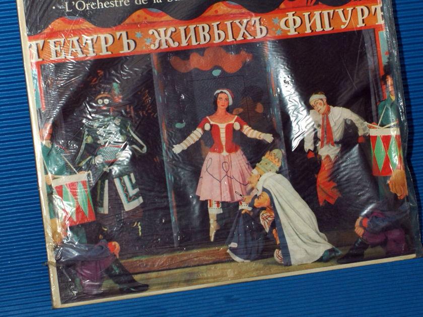 "STRAVINSKY/Ansermet -  - ""Petrushka"" -  Richmond/London 1950""s"