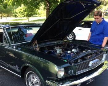 Classic Car Show & Golf Cart Show
