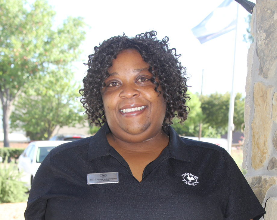 Ms. Christie Washington , Degreed Pre-Kindergarten Teacher