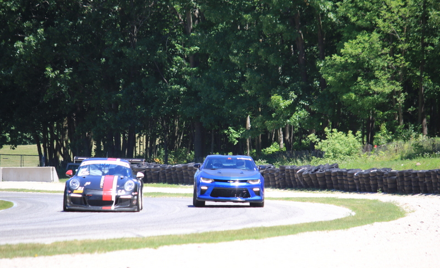 Thursday, (Advanced Day), at Road America